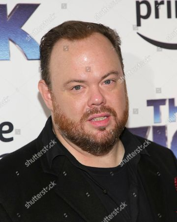 """Actor Devin Ratray attends the premiere screening of Amazon's Series """"The Tick"""" at Village East Cinema, in New York"""