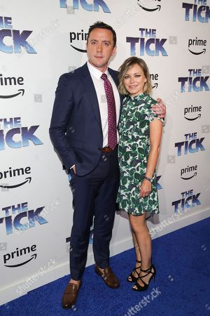 "Editorial photo of NY Premiere of Amazon's Series ""The Tick"", New York, USA - 16 Aug 2017"