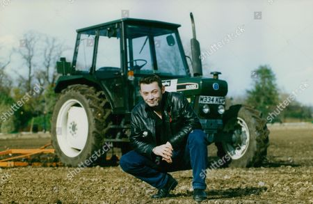 Editorial picture of Sam Barriscale Actor Famous For Playing John Archer In 'the Archers'. Box 708 1012101649 A.jpg.