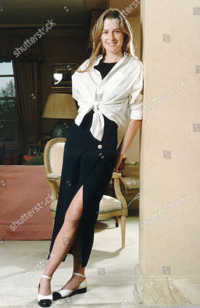 Model India Hicks Who Is The Daughter Of Lady Pamela And David Hicks And Granddaughter Of Earl Mountbatten.