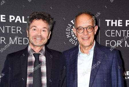 Editorial photo of PaleyLive 'Episodes' TV show screening, Los Angeles, USA - 16 Aug 2017