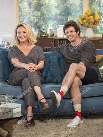 Charlie Brooks and Leon Ockenden