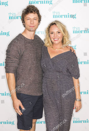 Leon Ockenden and Charlie Brooks