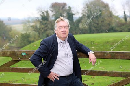 George Davies, founder of Nest and Asda George, photographed at his home in Gloucestershire. George was recently diagnosed with colon cancer and since made a full recovery.