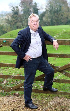 Editorial image of George Davies photoshoot, Gloucestershire, UK - 09 Nov 2016