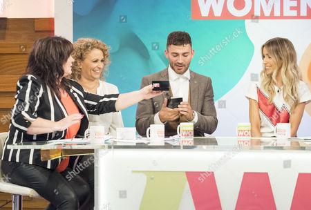 Coleen Nolan, Nadia Sawalha, Jake Quickenden, Danielle Fogarty