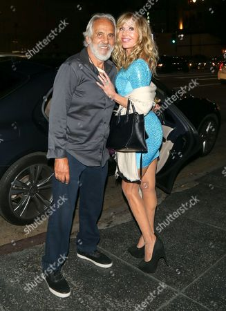 Tommy Chong and Shelby Chong
