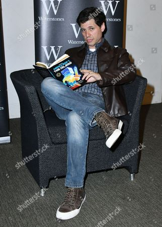 Stock Picture of Max Brooks