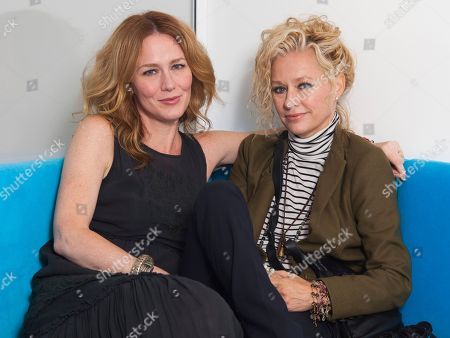 Allison Moorer, Shelby Lynne Allison Moorer, left, and Shelby Lynne, right, pose for a portrait, in New York