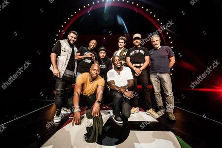 Mo Amer, Donnell Rawlings, DJ Trauma, John Mayer, Chance The Rapper, Jon Stewart, Dave Chappelle and Hannibal Buress
