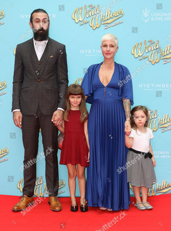 Jun 29 2017 - London England Uk - 'The Wind in the Willows' Musical Gala Performance London Palladium - Red Carpet Arrivals Photo Shows: Scroobius Pip(credit Image: