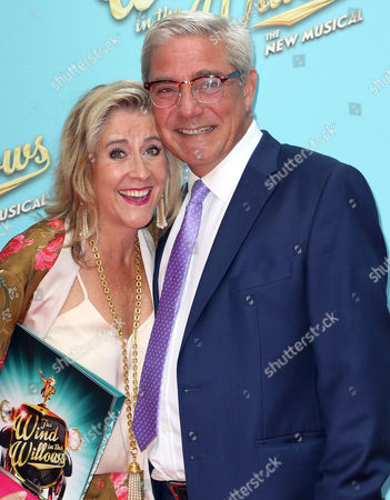 Jun 29 2017 - London England Uk - 'The Wind in the Willows' Musical Gala Performance London Palladium - Red Carpet Arrivals Photo Shows: Steph Parker and Dom Parker(credit Image:
