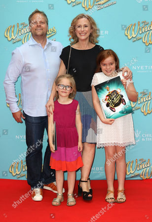 Jun 29 2017 - London England Uk - 'The Wind in the Willows' Musical Gala Performance London Palladium - Red Carpet Arrivals Photo Shows: Nicola Stephenson(credit Image:
