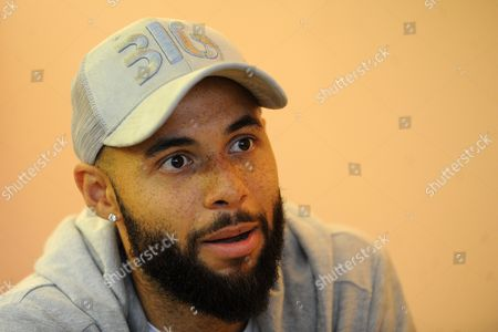 Jun 6 2017 - London England United Kingdom - A Blustery Day by the Thames and John Bostock is Back where It All Began London Nautical School Blackfriars is where He Studied When He Was First Identified As A Teenage Football Talent Extraordinary Enough to Attract the Attention of Barcelona Bostock Was Only 15 When He Made His First-team Debut For Crystal Palace in October 2007 and Sportsmail Photographed Him in the Playground (credit Image: Â