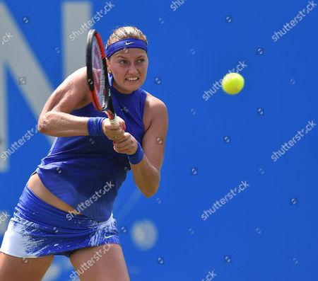 Jun 20 2017 - Birmingham United Kingdom - Aegon Classic Tereza Smitkova Vs Petra Kvitova (credit Image: Â