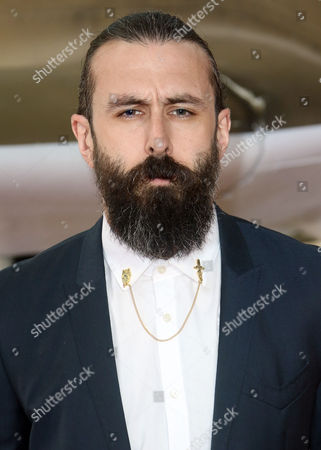 Jul 13 2017 - London England Uk - Dunkirk World Premiere Leicester Square Garden - Red Carpet Arrivals Photo Shows: Scroobius Pip(credit Image: