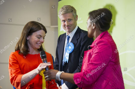 After 3 Counts at the Richmond Constituency and A Final 'Batch Flick' Or 'Bundle Check' Zac Goldsmith Wins Back the Seat From the Liberal Democrats Sarah Olney and Labours Cate Tuitt Â