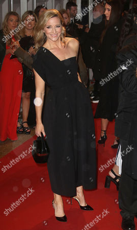 Stock Picture of Jun 06 2017 - London England Uk - Glamour Women of the Year Awards 2017 Berkley Square Gardens - Red Carpet Arrivals Photo Shows: Gaby Logan(credit Image: