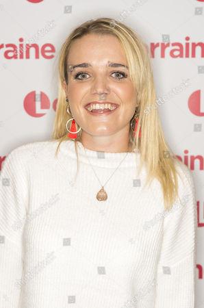 Editorial photo of 'Lorraine' TV show, London, UK - 18 Aug 2017