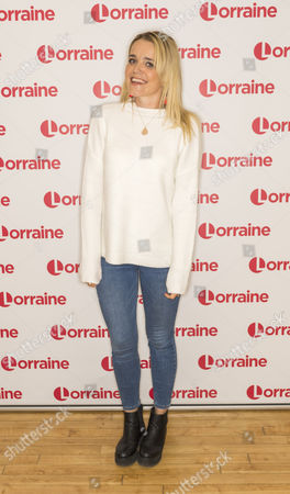 Editorial image of 'Lorraine' TV show, London, UK - 18 Aug 2017