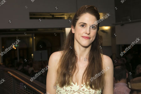 Stock Picture of Amanda Hale (Sheila/Kate)
