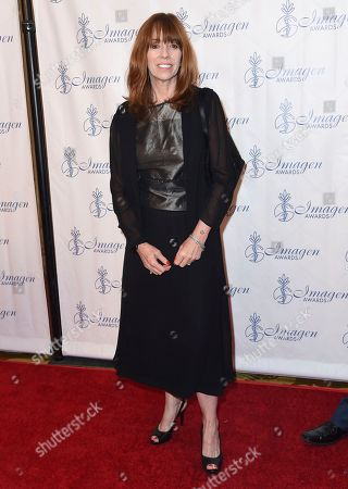 Mackenzie Phillips arrives at the 32nd annual Imagen Awards at the Beverly Wilshire Hotel, in Beverly Hills, Calif