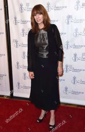 Stock Photo of Mackenzie Phillips arrives at the 32nd annual Imagen Awards at the Beverly Wilshire Hotel, in Beverly Hills, Calif