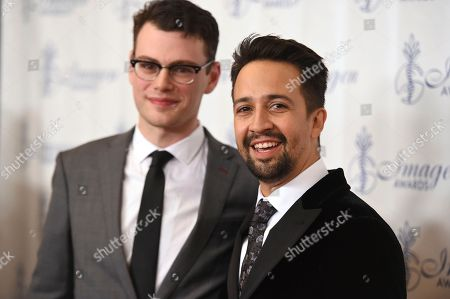 Editorial image of 32nd Annual Imagen Awards - Arrivals, Beverly Hills, USA - 18 Aug 2017