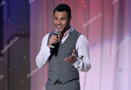 Corbin Bleu performs at the 32nd annual Imagen Awards at the Beverly Wilshire Hotel, in Beverly Hills, Calif