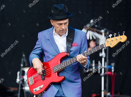 Mark Bedford of Madness