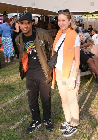 Raleigh Ritchie and Lily Loveless