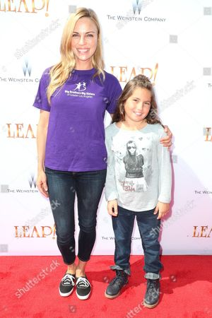 Editorial picture of 'Leap!' film premiere, Arrivals, Los Angeles, USA - 19 Aug 2017