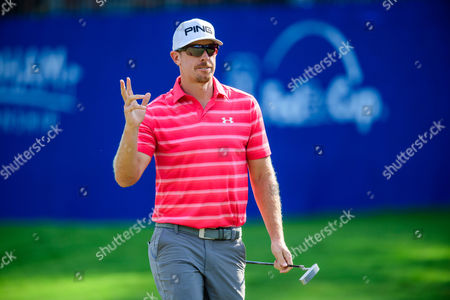 Hunter Mahan during the Wyndham Championship on at Sedgefield Country Club in Greensboro, NC