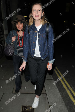 Stockard Channing and Laura Carmichael