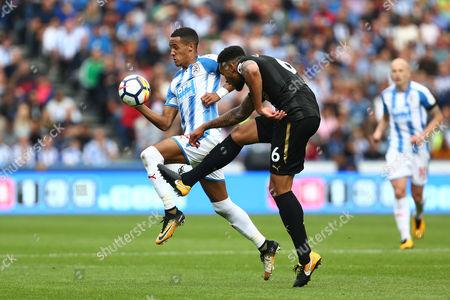 Editorial photo of Huddersfield Town v Newcastle United, Premier League, The John Smiths Stadium, Huddersfield, Yorkshire, UK - 20 Aug 2017