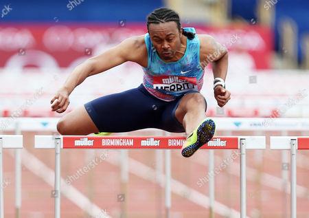 Editorial photo of The Muller Grand Prix Birmingham 2017, IAAF Diamond League, Alexander Stadium, Birmingham, UK, 20 August 2017
