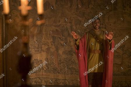 (SR2, Ep 2) - Ashley Zhangazha as Ira Aldridge.
