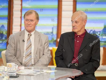 Editorial picture of 'Good Morning Britain' TV show, London, UK - 21 Aug 2017