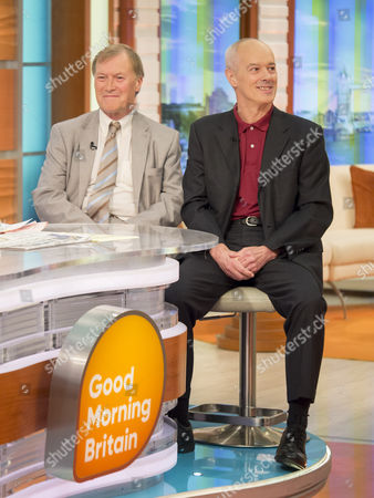 Editorial photo of 'Good Morning Britain' TV show, London, UK - 21 Aug 2017
