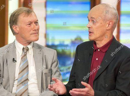 Sir David Amess and Hugh Robertson