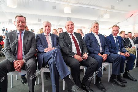 Editorial photo of Opening of the FC Bayern Campus, Munich, Germany - 21 Aug 2017