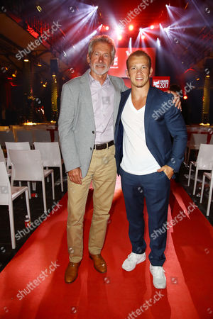 Paul Breitner and Florian Hambuechen