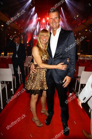 Michael Gross and Ilona