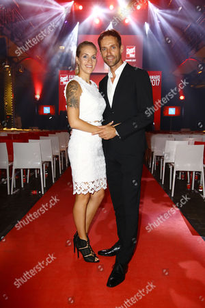 Sven Hannawald and Melissa