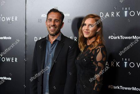 "Editorial photo of NY Special Screening of ""The Dark Tower"", New York, USA - 31 Jul 2017"