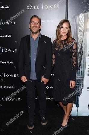 "Editorial image of NY Special Screening of ""The Dark Tower"", New York, USA - 31 Jul 2017"