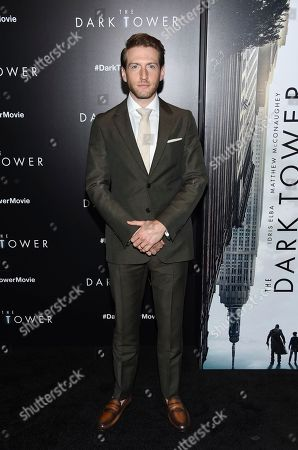 """Fran Kranz attends a special screening of """"The Dark Tower"""" at the Museum of Modern Art, in New York"""