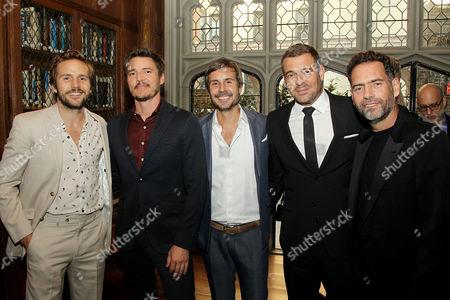 Michael Stahl-David, Pedro Pascal, Andi Baiz, Pepe Rapazote, Francisco Denis