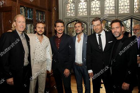 Chris Feistl, Michael Stahl-David, Pedro Pascal, Andi Baiz, Pepe Rapazote, Francisco Denis