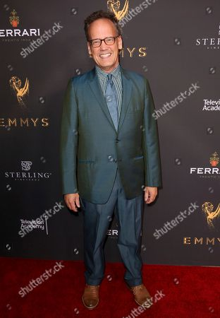 Dee Bradley Baker arrives at the Performers Peer Group Celebration at the Montage Hotel, in Beverly Hills, Calif